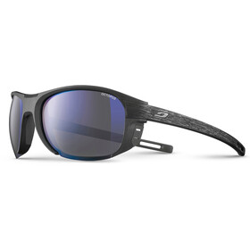 Julbo Regatta Octopus Lunettes de soleil, black/gray-multilayer blue